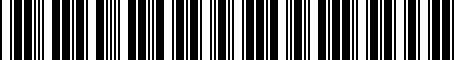 Barcode for 05091724AB