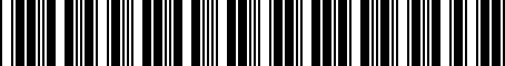 Barcode for 68060705AD