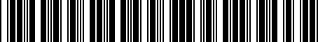 Barcode for 68068714AD