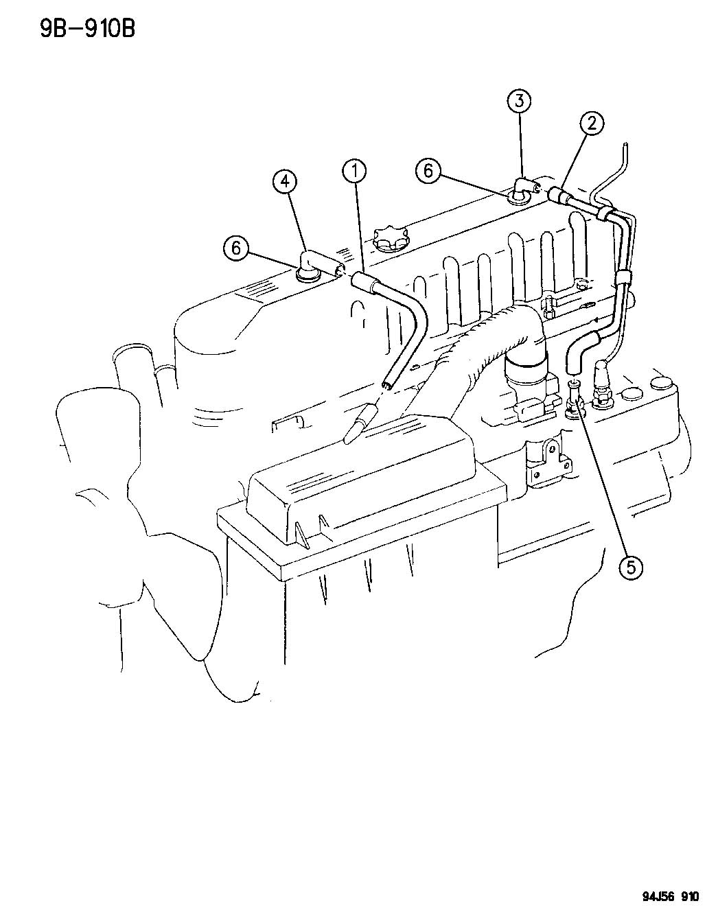 53030726  ccv to manifold  tube