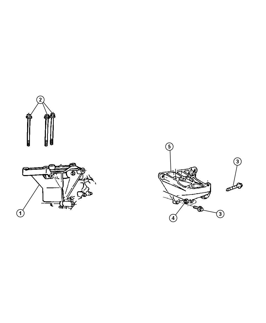 jeep wrangler bracket  a  c compressor  idler  mounting