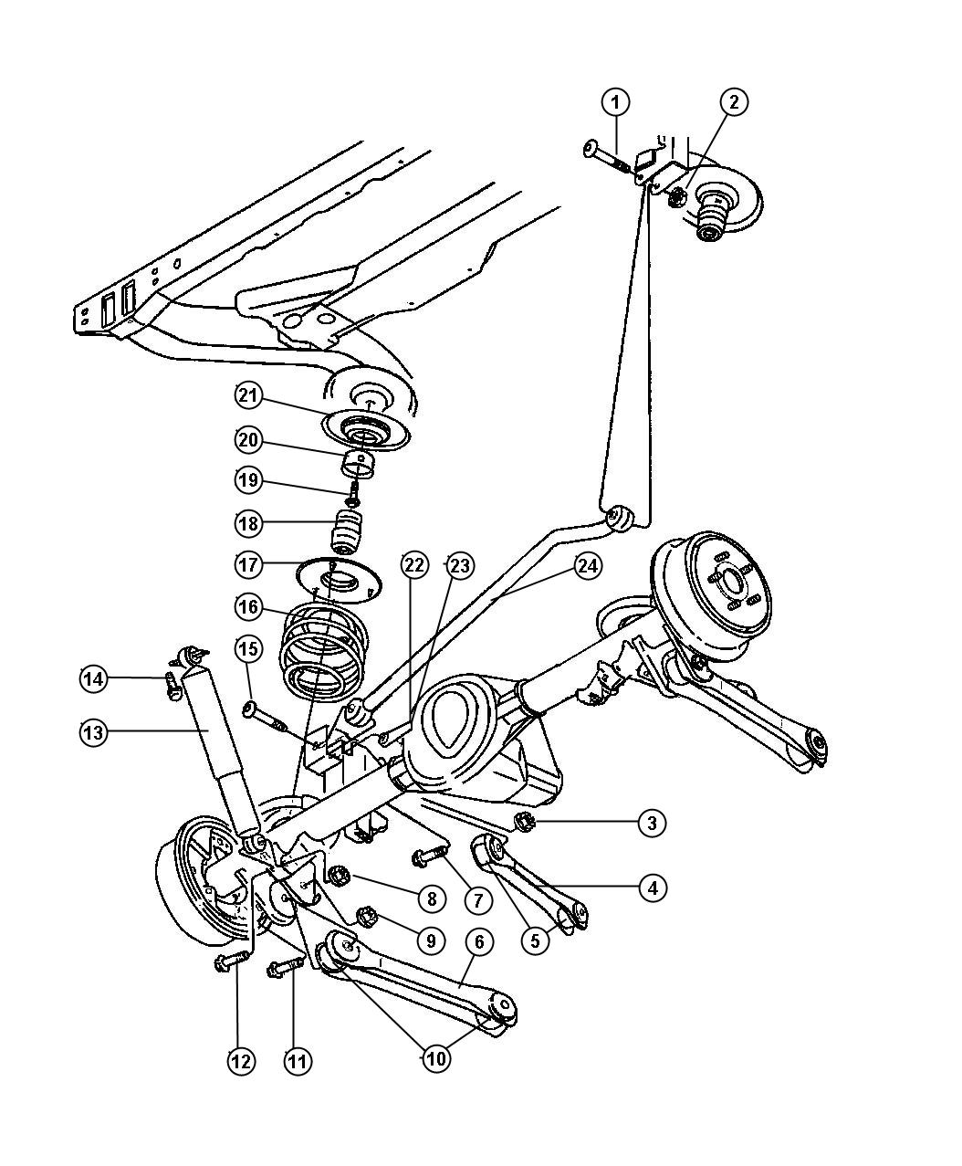 98 jeep cherokee front suspension diagram html