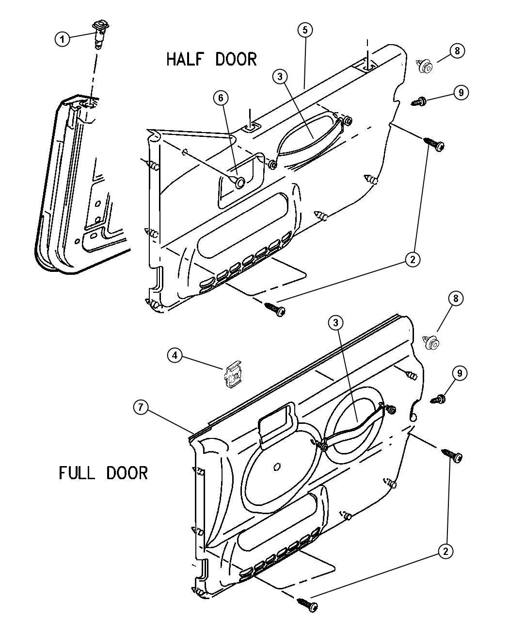 interior door panel 2008 chevy avalanche parts sketch