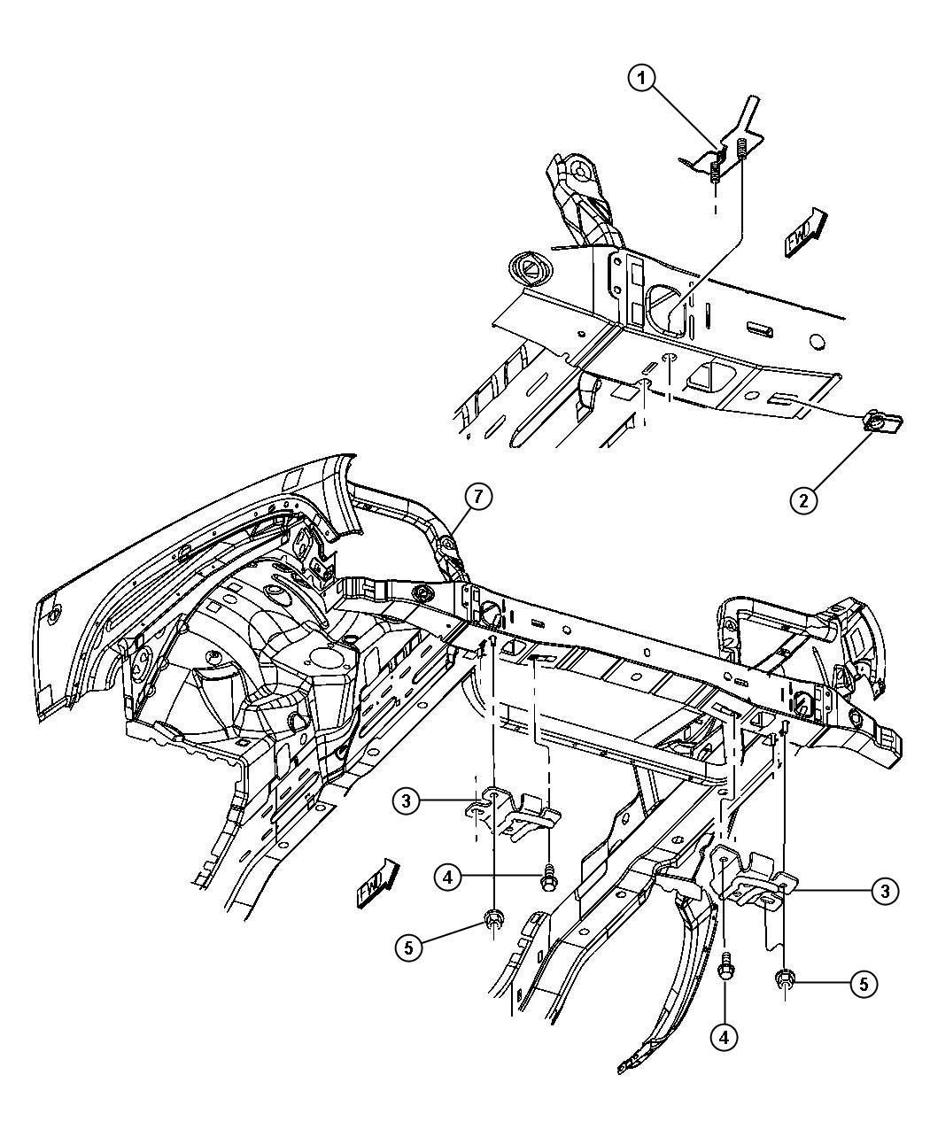 jeep liberty door frame diagram 06101102    jeep    bolt hex head m12x1 75x45 front bumper  06101102    jeep    bolt hex head m12x1 75x45 front bumper