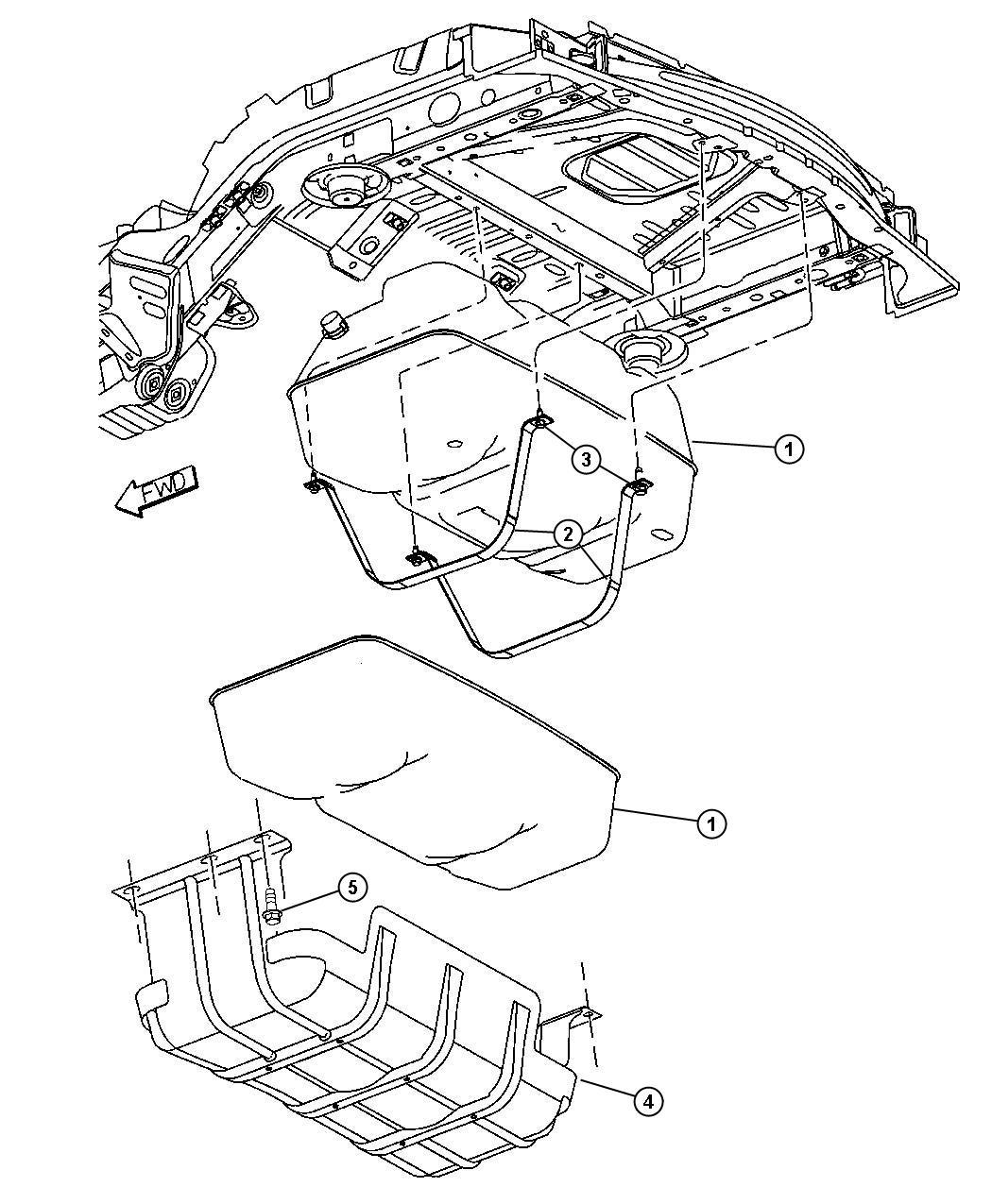2006 jeep liberty filter  fuel  maintenance