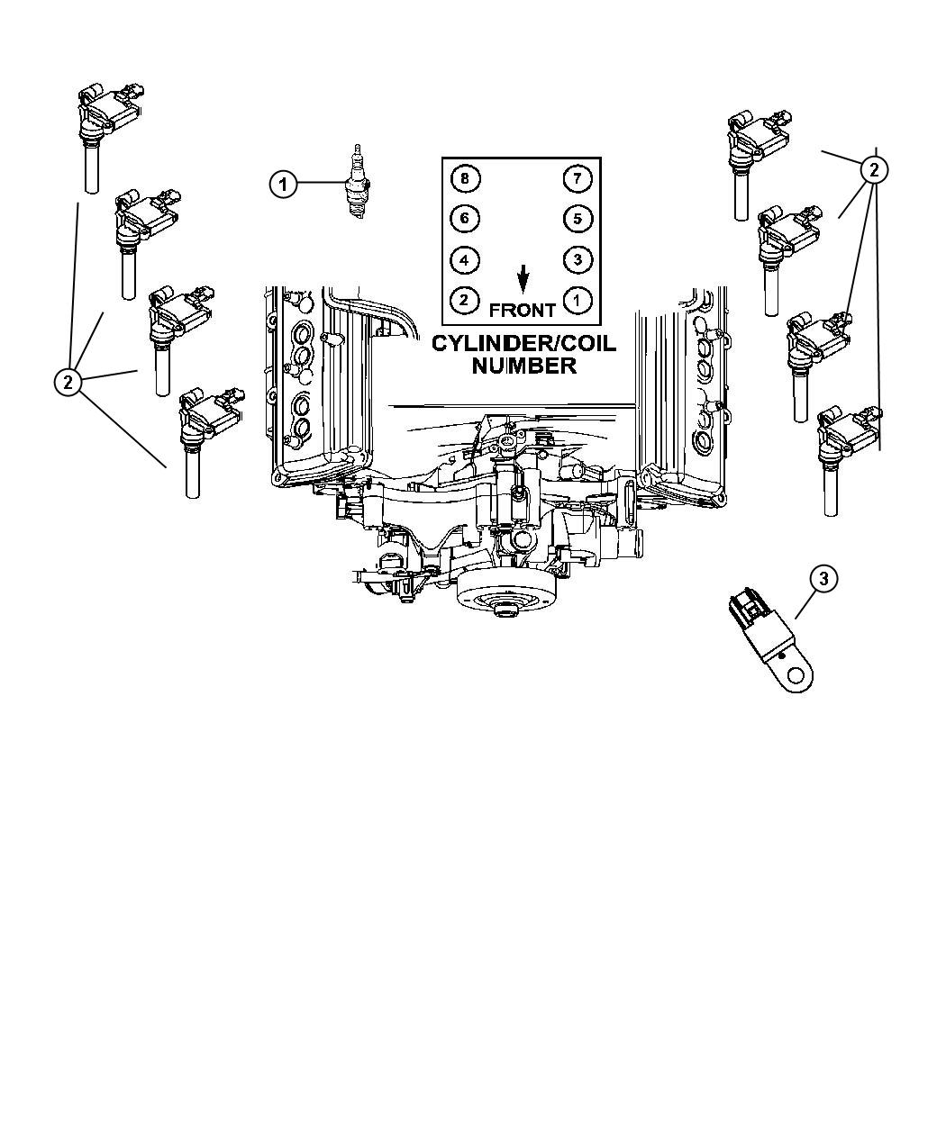 2003 Dodge Hemi Spark Plug Wire Diagram  When I Was