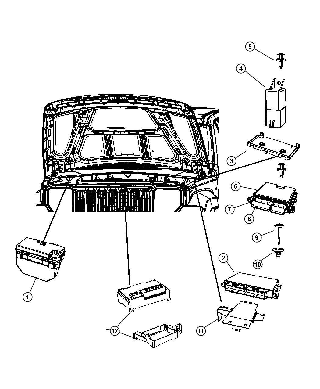 Powertrain Control Module Diagram For 2003 Jeep Liberty Renegade 37