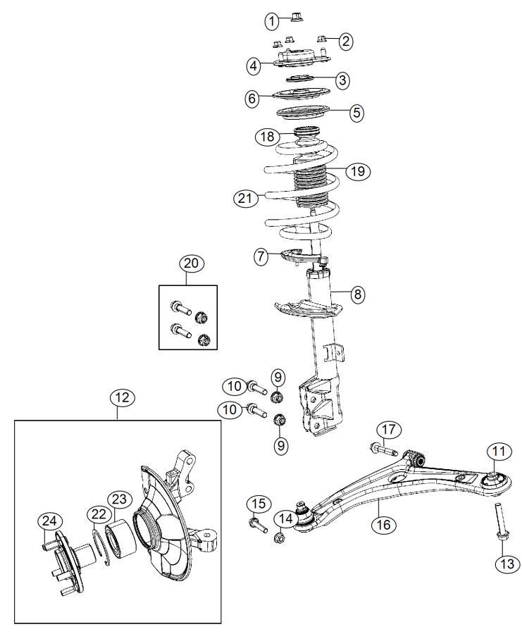 jeep steering knuckle diagram html