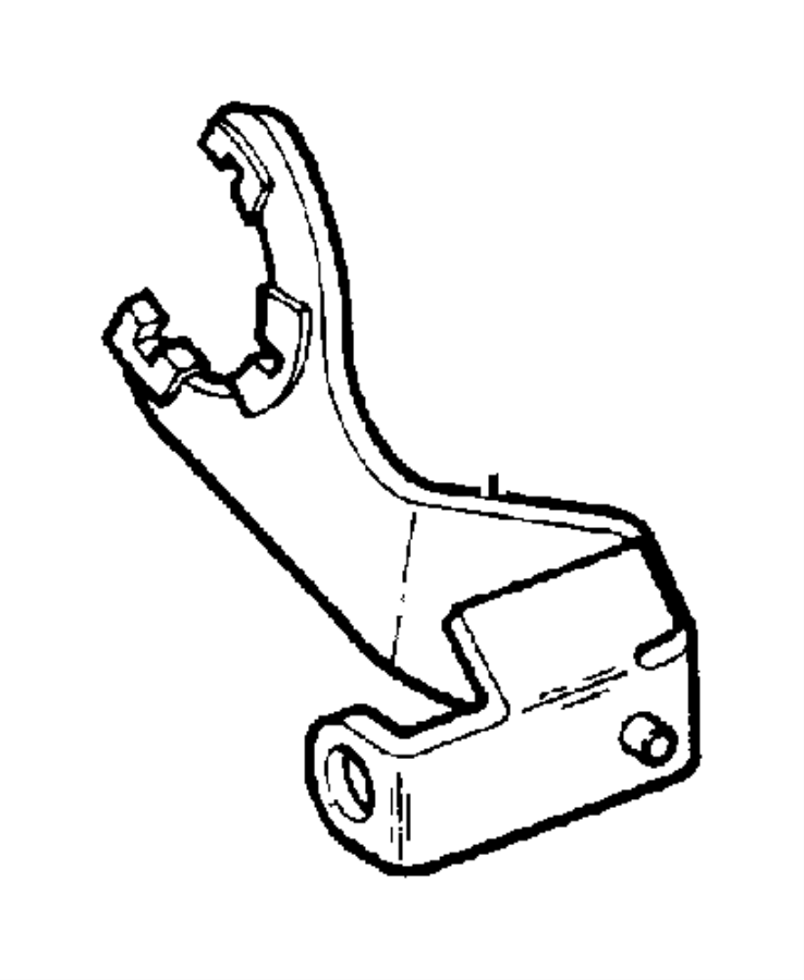1999 Dodge Dakota Transfer Case Diagram