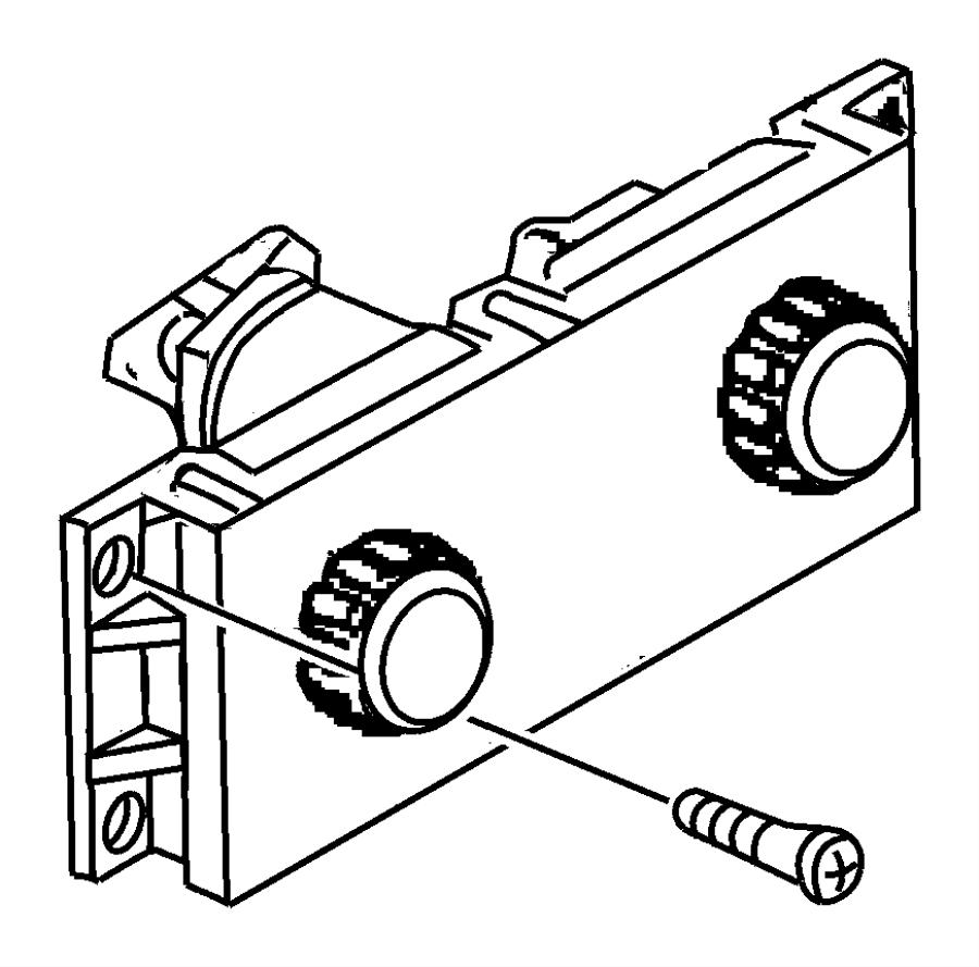 05011343ab  c and heater  electric temperature door actuator