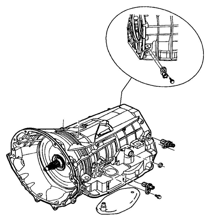 Diagram 545rfe Transmission Diagram Diagram Schematic Circuit Silva