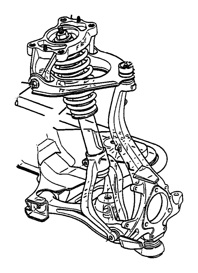Sway Bar And Related Diagram View