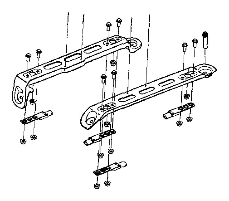 2006 jeep grand cherokee sensor kit  strain gauge  trim   leather trimmed seats