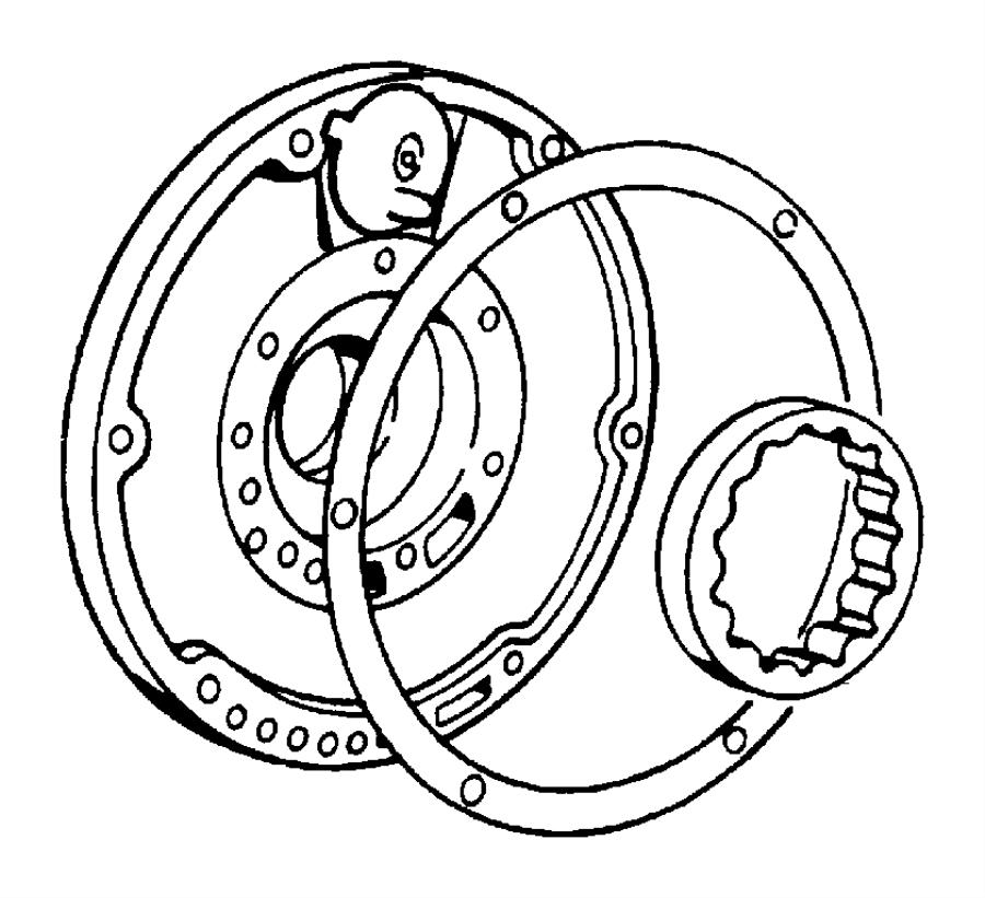 a727 transmission diagram