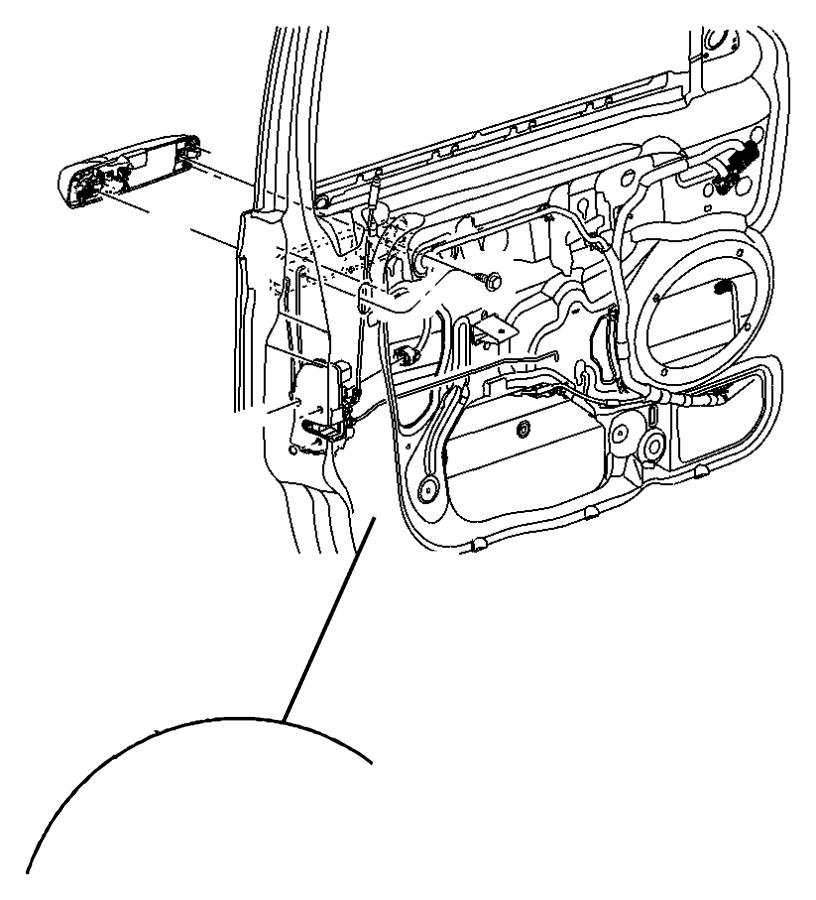 05179176aa Jeep Clip Rod Door Lock Lock Rod To