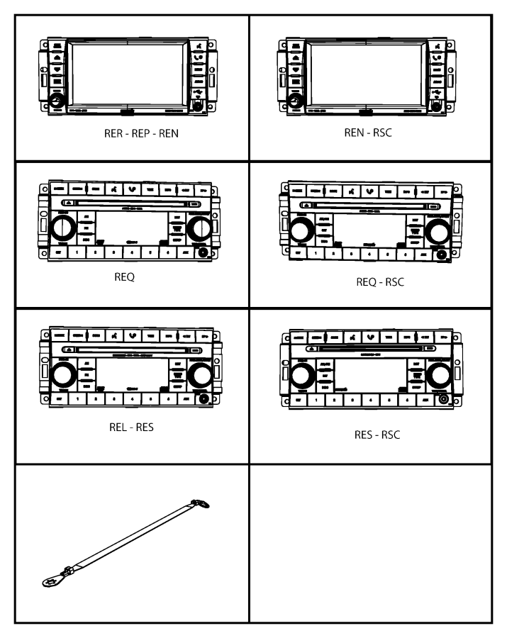 68284017ad jeep radio am  fm with cd am  fm  cd  dvd  hdd Uconnect 430 Wiring-Diagram