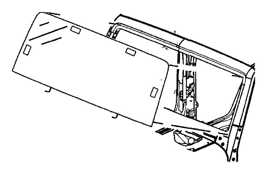 jeep wrangler screw  preinforcement