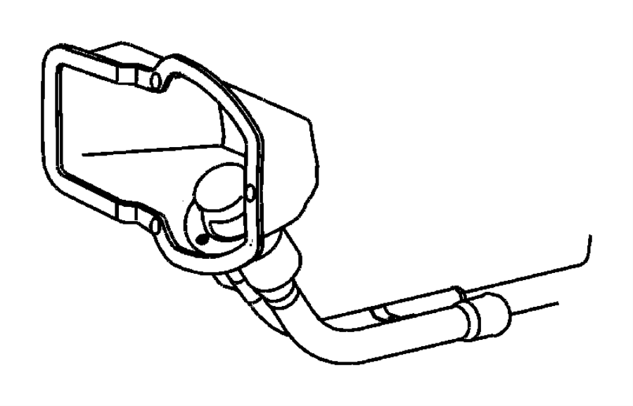 fuel filler hose
