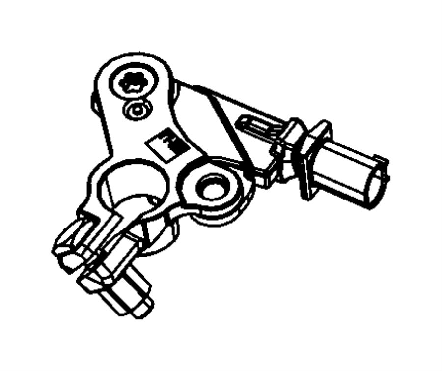04692269ah Jeep Sensor Battery 730 Amp Maintenance