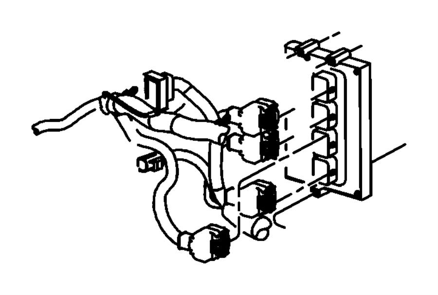 05150631ab jeep module powertrain control generic new. Black Bedroom Furniture Sets. Home Design Ideas