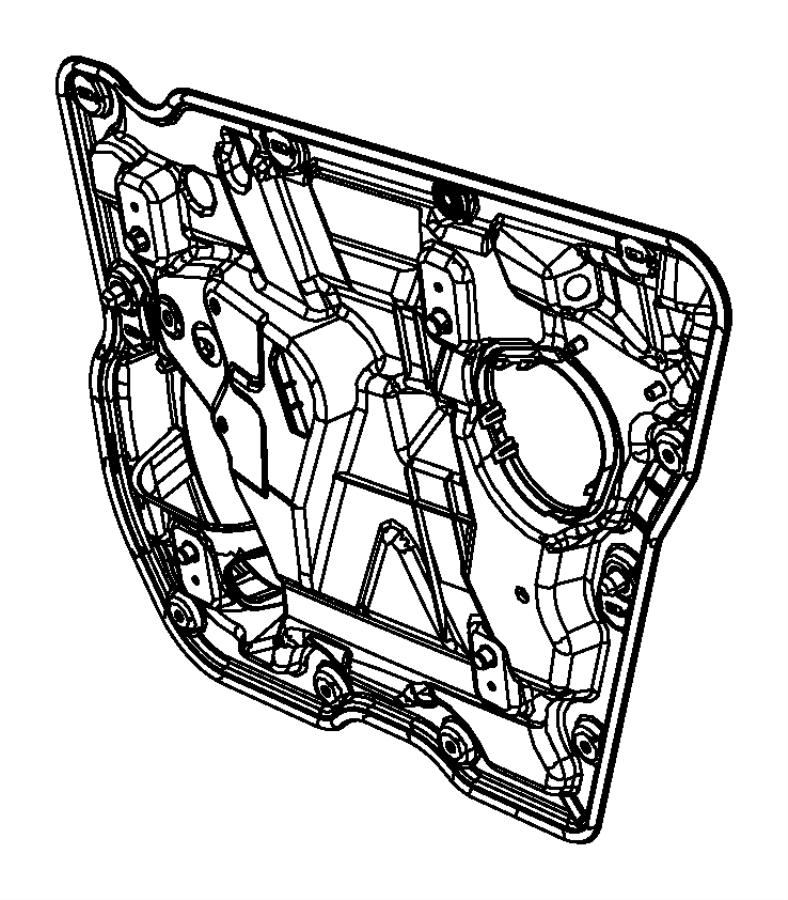 jeep door latch diagrams