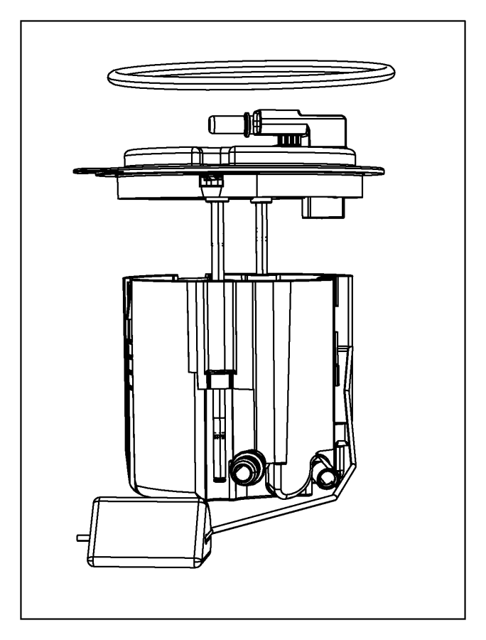 68065575ab  level unit  tank