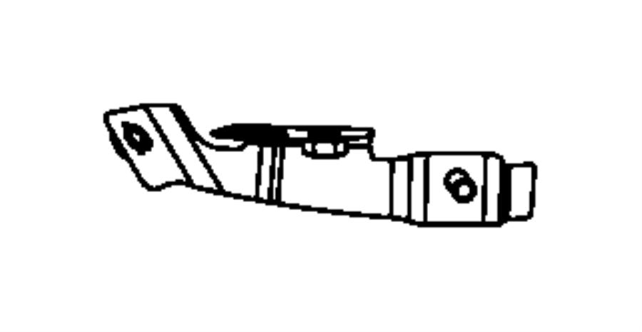 jeep wrangler nut  rivet  m6x1 00x13 50  cargo loop  loops