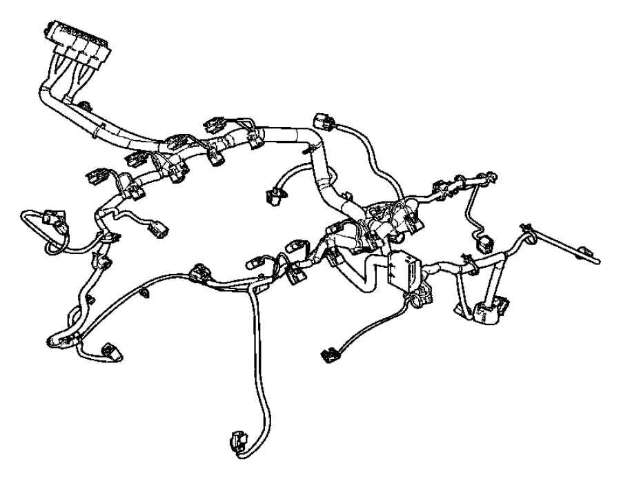 68148074ag jeep wiring engine gas powertrain mopar. Black Bedroom Furniture Sets. Home Design Ideas