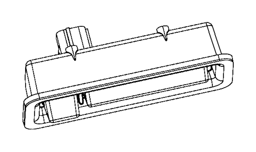 jeep cherokee switch  liftgate release   passive entry