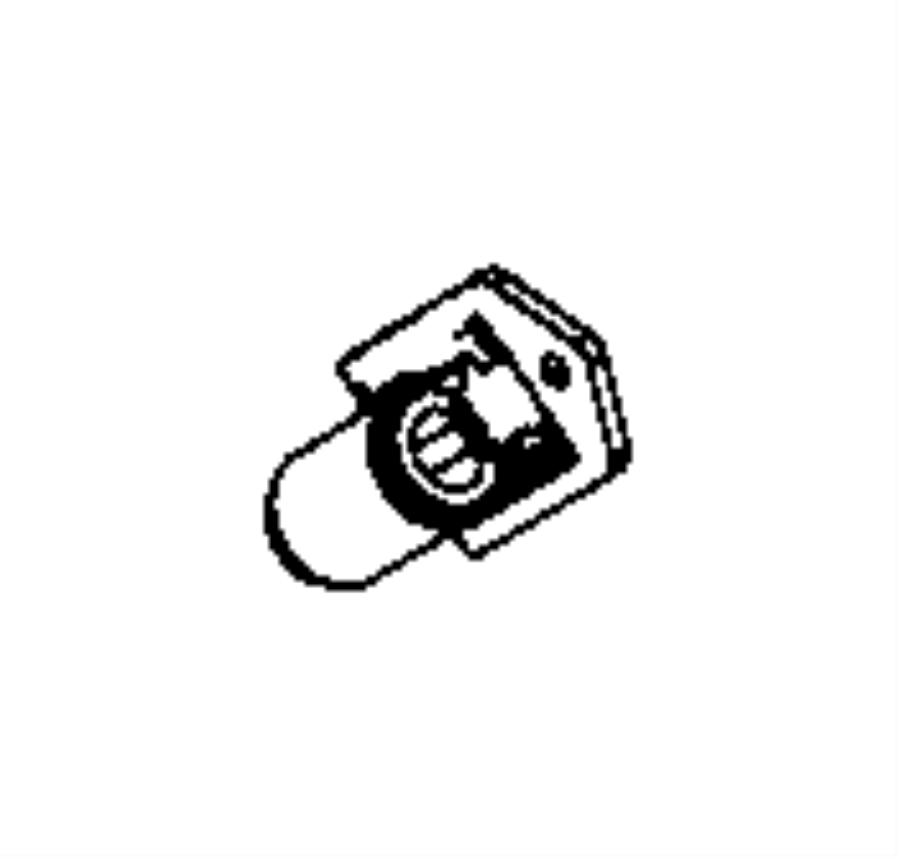 68247207aa Jeep Resistor Radiator Fan Export Air