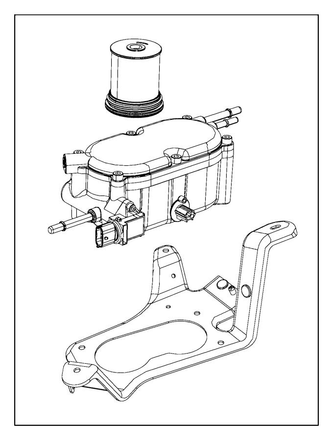 04726067aa  water separator   diesel