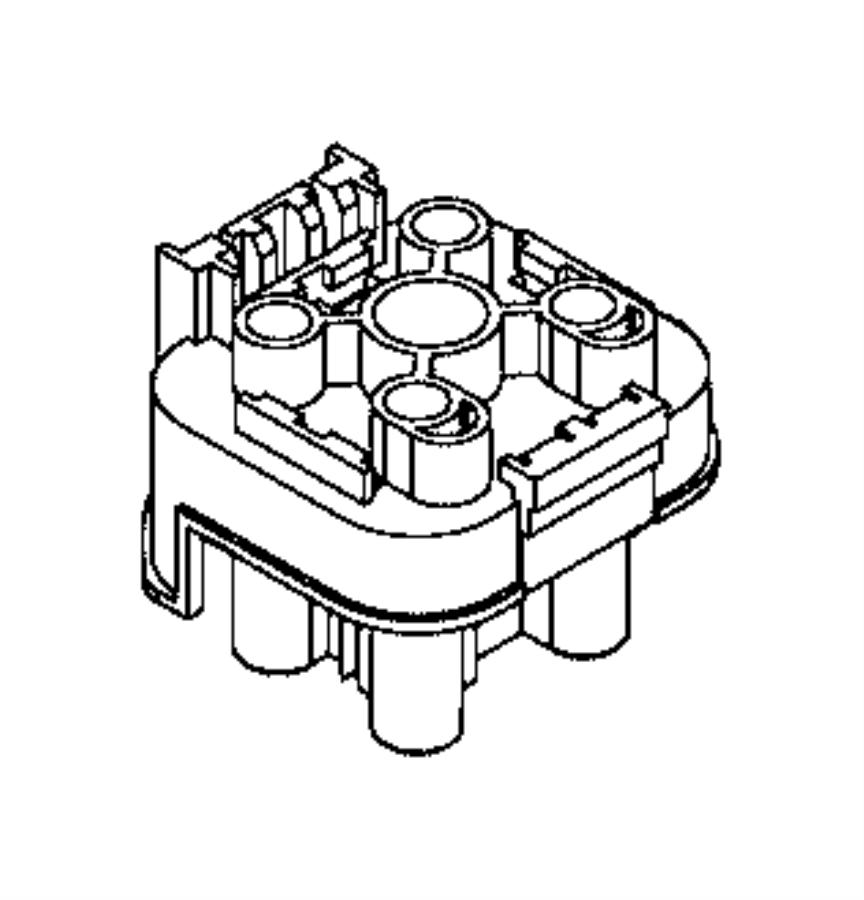 Glow Plug Connector