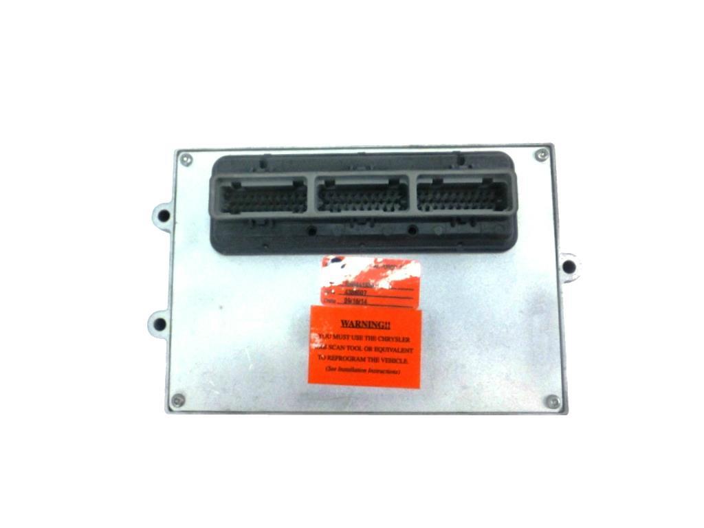 r6044195ah jeep module powertrain control. Black Bedroom Furniture Sets. Home Design Ideas